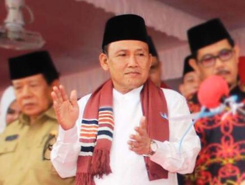 Ketua MUI Lubuk Linggau Abdullah Makcik