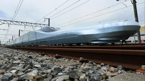 Kereta cepat Jepang