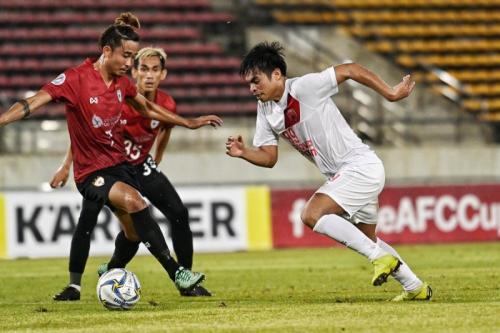 Lao Toyota vs PSM