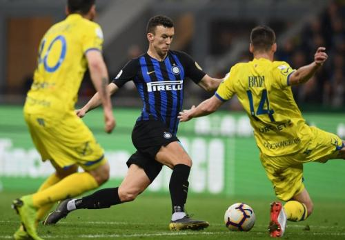 Inter Milan vs Chievo Verona (Foto: Inter/Twitter)