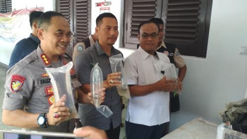 Petugas Gabungan Gagalkan Penyelundupan Benih Lobster Senilai Rp30,8 Miliar di Jambi. (Ist)