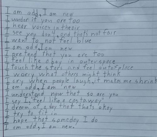Puisi yang ditulis Benjamin ini menjadi viral