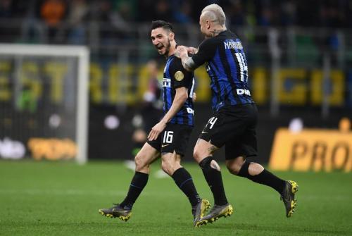 Inter Milan (Foto: Twitter resmi Inter Milan)