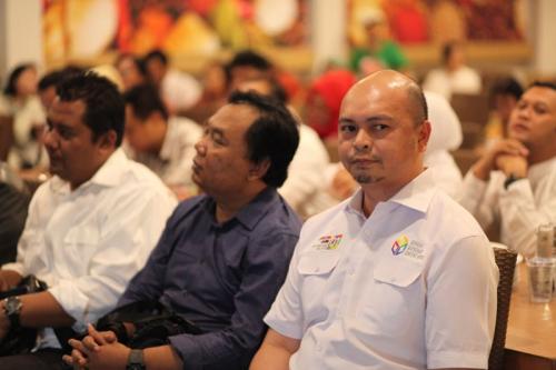 """diskusi Bertema Memindahkan Ibu Kota: Ide Bung Karno dan Implementasi Jokowi"""" di Jakarta, Selasa (14/5/2019). (foto: Ist)"""