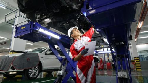 Perbaikan Mitsubishi