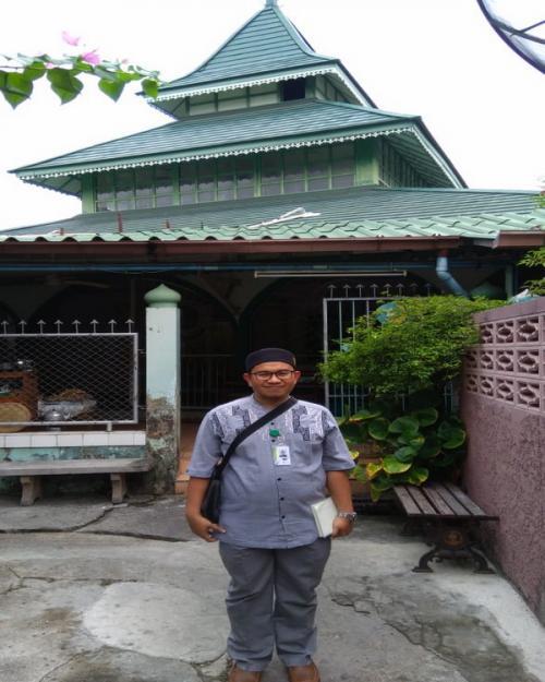 Masjid Minangkabau di Thailand