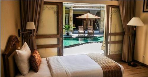 Villa, Spa, sekaligus Klinik Kecantikan