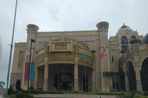 Gedung Kasino di Macau