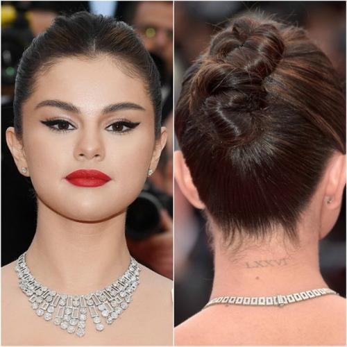 Selena Gomez tampil cantik di Festival Film Cannes