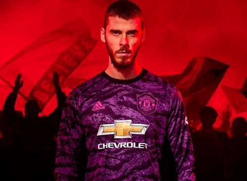 David de Gea memasuki musim kesembilan berkostum Man United