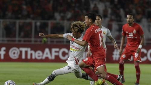 Persija Jakarta vs Shan United