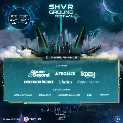 SHVR Ground Festival 2019