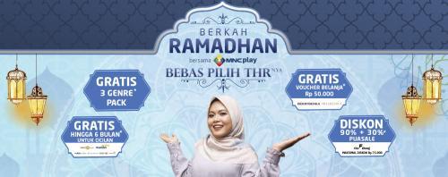 MNC Play hadirkan promo Berkah Ramadan