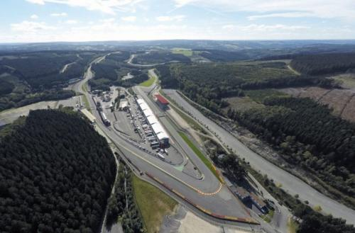 Sirkuit Spa-Francorchamps (Foto: GPOne)