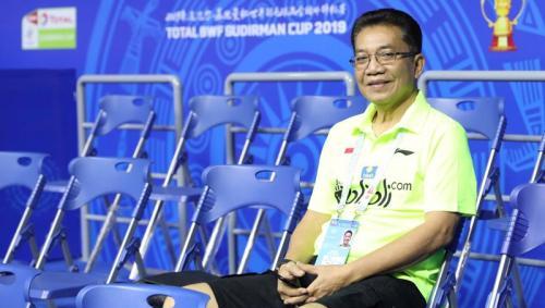Achmad Budiharto (Foto: PBSI)