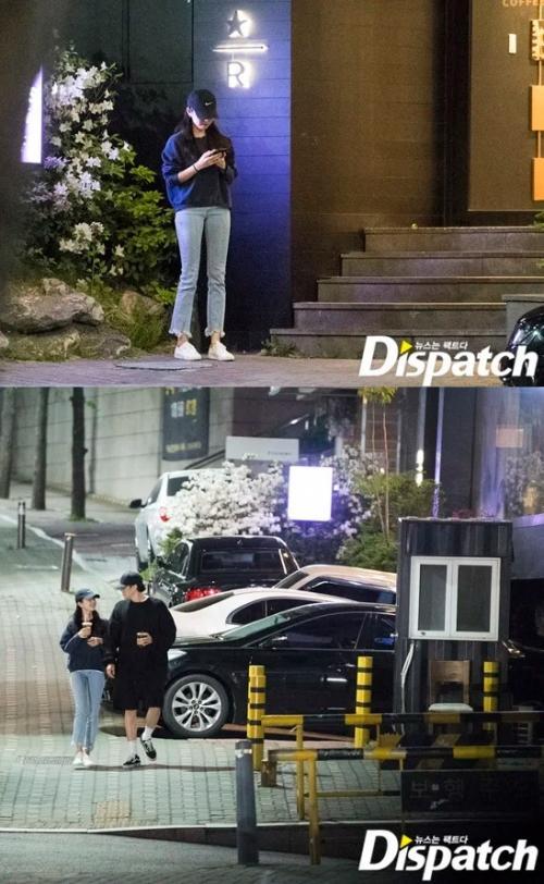 Jo Eun Jung dan So Ji Sub pertama kali berkenalan pada Maret 2018.
