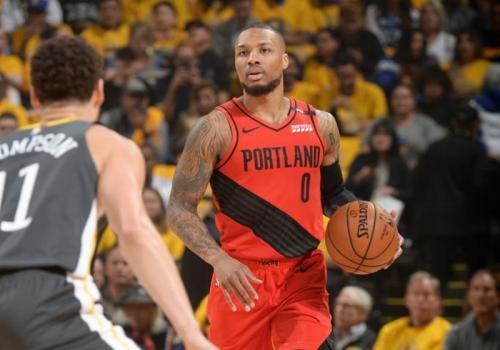 Portland Trail Blazers. Foto: Twitter Portland NBA