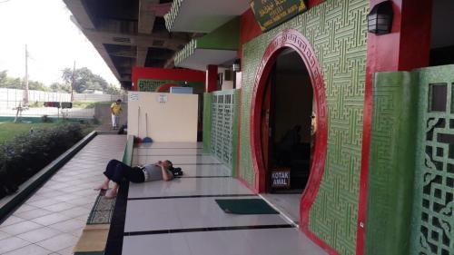 Masjid Babah Alun. (Foto: Okezone)