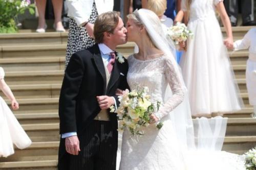 Kerajaan Inggris kembali menggelar Royal Wedding di St George's Chapel.