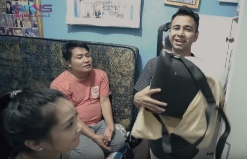 Sang asisten mengaku, Raffi Ahmad selalu peduli dengan para pekerjanya. (Foto: YouTube/Rans Entertainment)