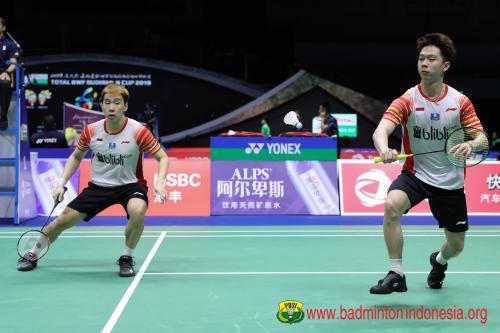 Kevin/Marcus berambisi pertahankan gelar juara di Indonesia Open 2019
