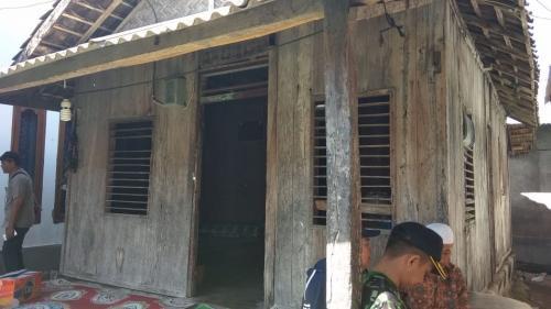 Rumah Lama Zohri sebelum Renovasi