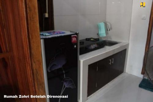 Rumah Baru Zohri Setelah Renovasi