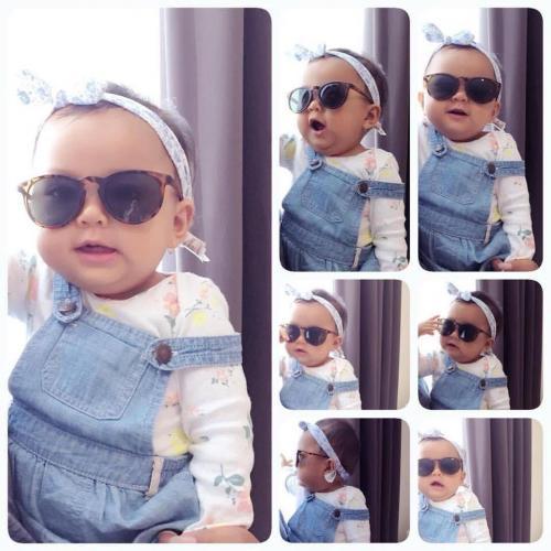 anak Christin Natalia sudah berusia 3 bulan
