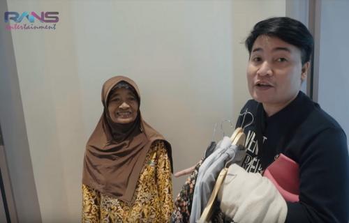 Merry mengungkapkan Raffi Ahmad adalah atasan yang royal kepada pekerjanya. (Foto: YouTube/Rans Entertainment)
