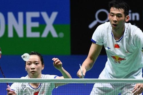 Huang Yaqiong/Lu Kai