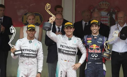 F1GP Monaco 2014
