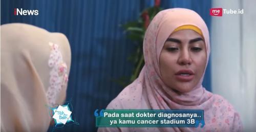 cinta penelope cerita kanker