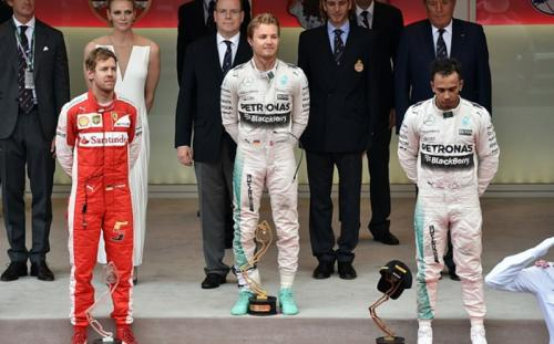 F1GP Monaco 2015