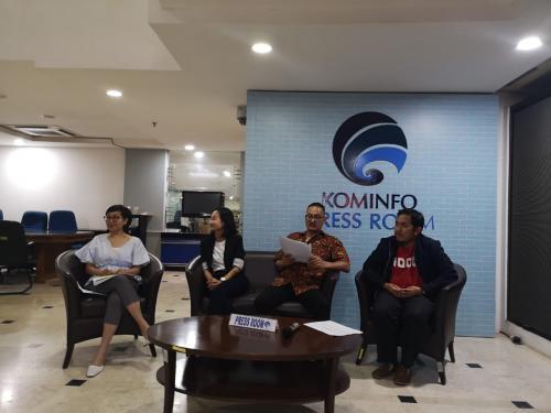 Kominfo Kembali Dukung Gerakan Nasional 1000 Startup