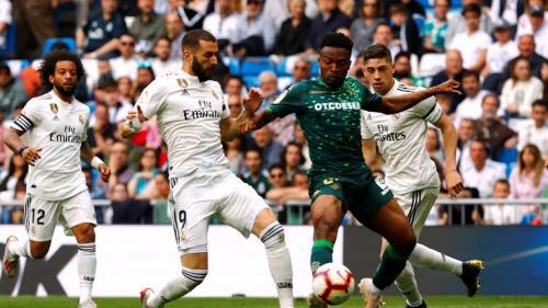 Real Madrid kalah 0-2 dari Real Betis di pekan terakhir Liga Spanyol 2018-2019