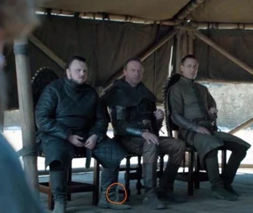 Botol plastik di Game of Thrones