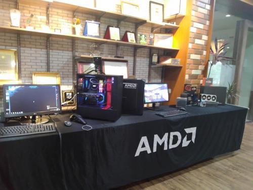 Capai Usia 50 Tahun, AMD Ungkap Program Donasi Pasca Bencana Sulteng
