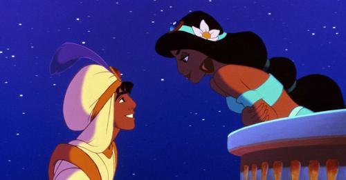 Live Action Aladdin