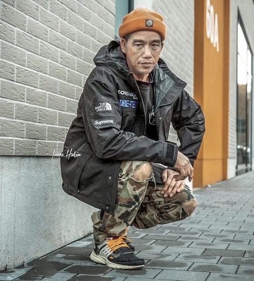 Muncul Potret Jokowi Berbusana ala Anak Hip Hop Jalanan ...