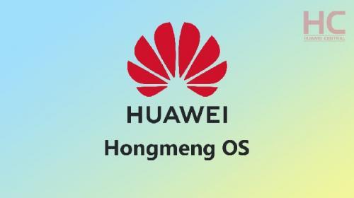 Huawei bikin OS sendiri bernama Hongmeng?
