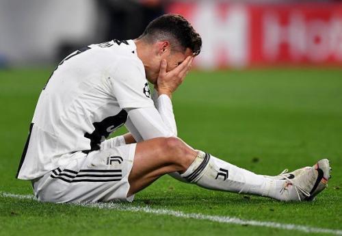 Cristiano Ronaldo (Foto: Sportskeeda)