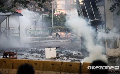 Pemerintah batasi akses media sosial saat aksi 22 Mei