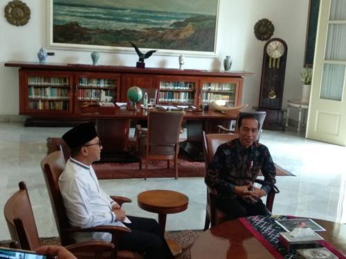 zulhas Jokowi