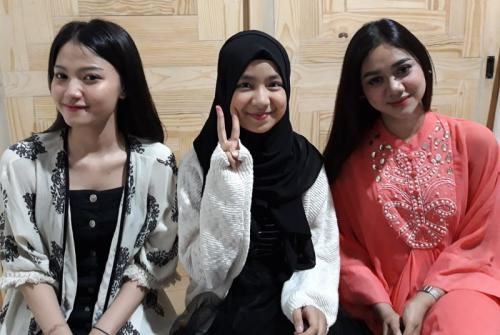 Nashwa Idol Junior, Mirriam Eka, dan Iga Azwika