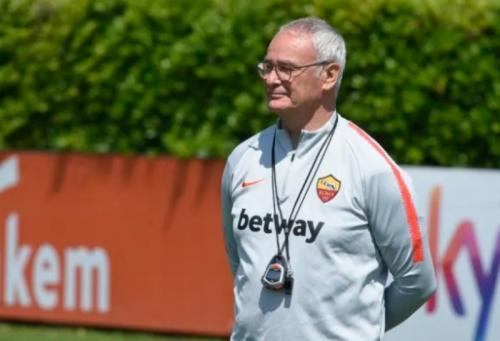 Claudio Ranieri (Foto: AS Roma)