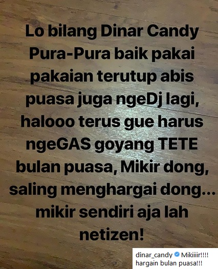 Dinar Candy
