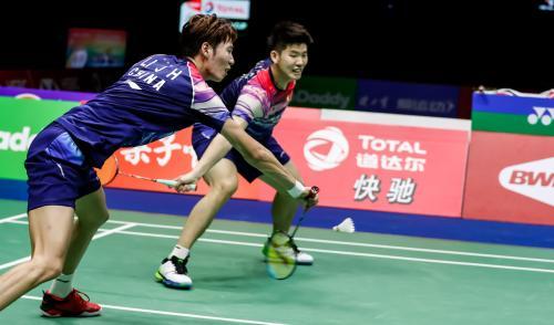 Li Junhui/Liu Yuchen