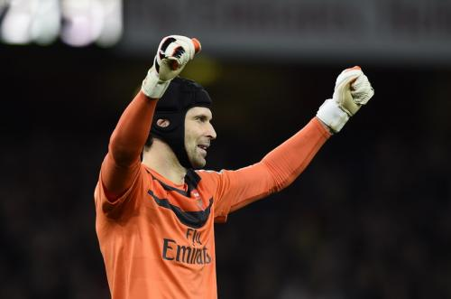 Petr Cech (Foto: Reuters)