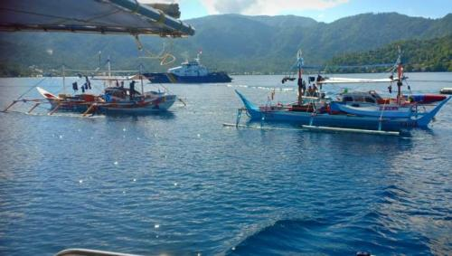 Internet berkecepatan tinggi disertai teknologi kecerdasan buatan memungkinkan peternak ikan untuk memantau kondisi air