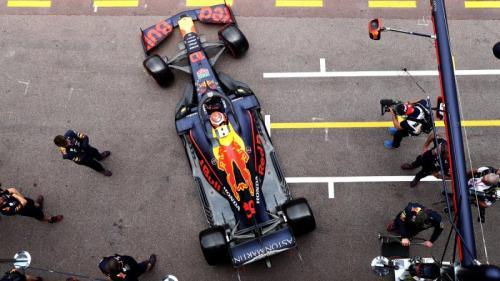 Pierre Gasly gagal finis di F1 GP Jerman 2019